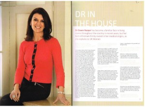 UK Women, Dr Dawn interview pg1of2, February 2015