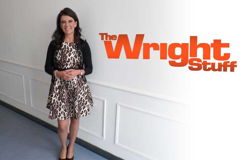 Outfit from The Wright Stuff 19th August 2015