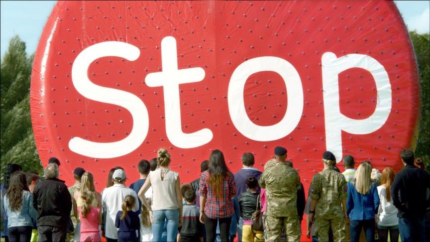 Stoptober Campaign 2015
