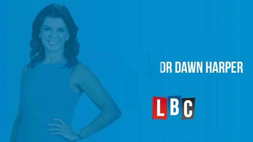 Dr Dawn Sex & Relationships Show on LBC
