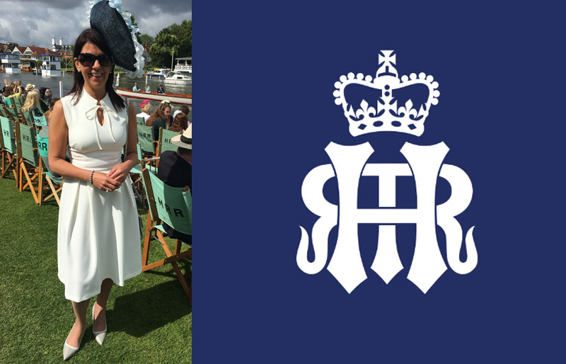 Dr Dawn at Henley Regatta