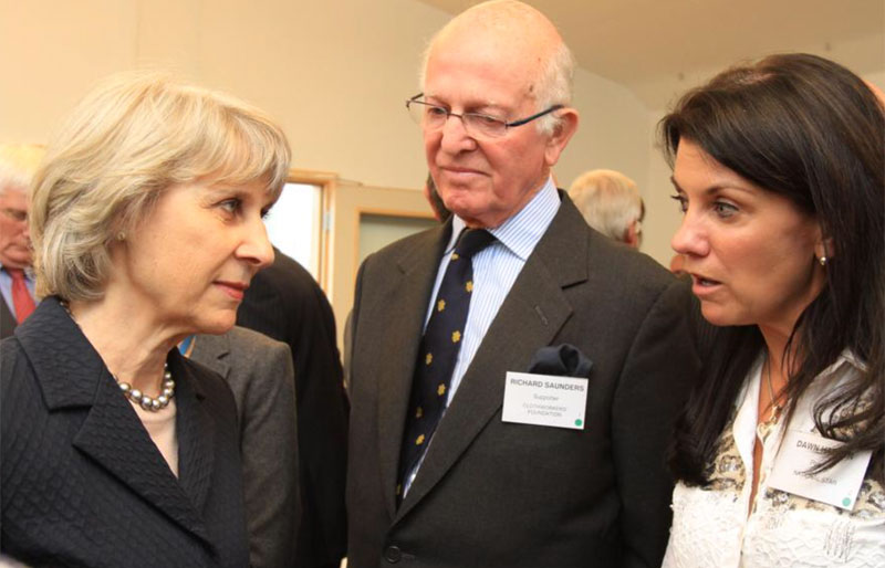 New wing opened by HRH The Duchess of Gloucester