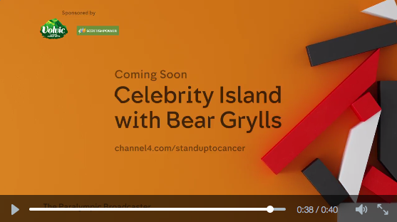 Dr Dawn on the Island with Bear Grylls